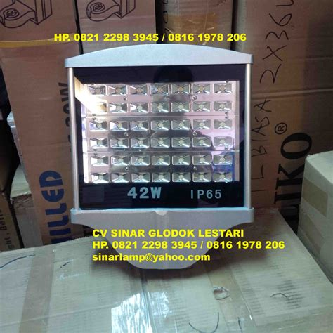 Lu Hias Tiang lu jalan led lu jalan led high quality 42w bridgelux usa