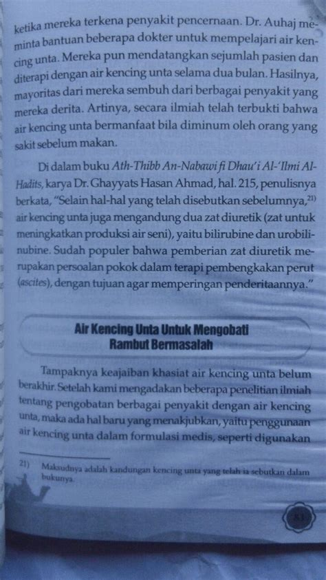 Kiat Sukses Menjadi Hafizh Alquran Daiyah buku terapi unta
