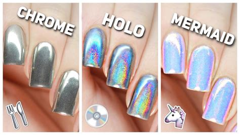 Holo Nail