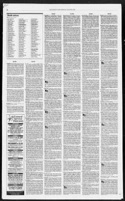 The Boston Globe from Boston, Massachusetts on August 28