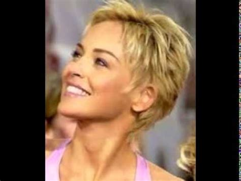 sharon stone hairband sharon stone hair youtube