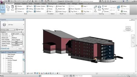 tutorial revit architecture 2013 tutorial revit architecture 2013 adding levels and views