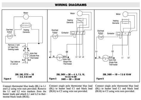 line voltage thermostat wiring diagram wiring diagrams