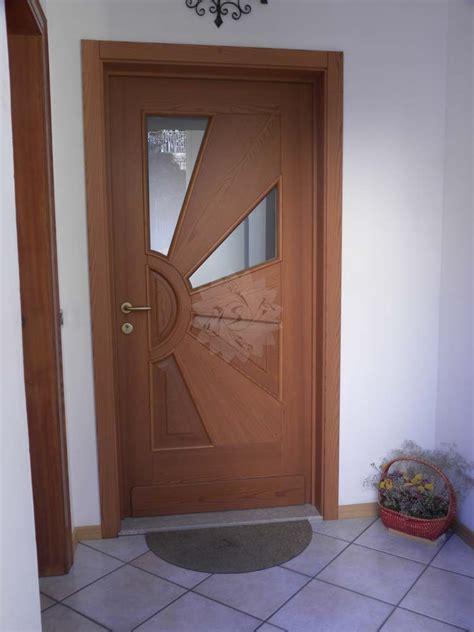 porte d entrata portoncini d ingresso falegnameria pojer