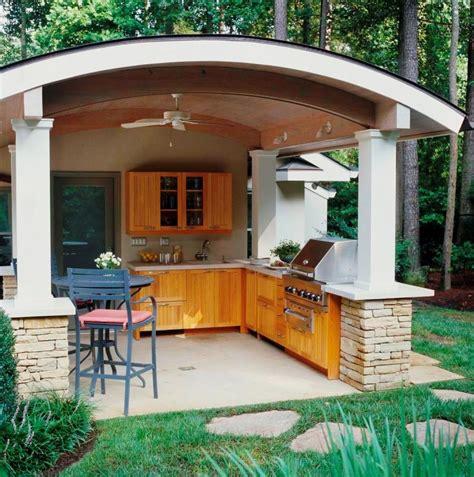 covered outdoor kitchen covered outdoor kitchen photos