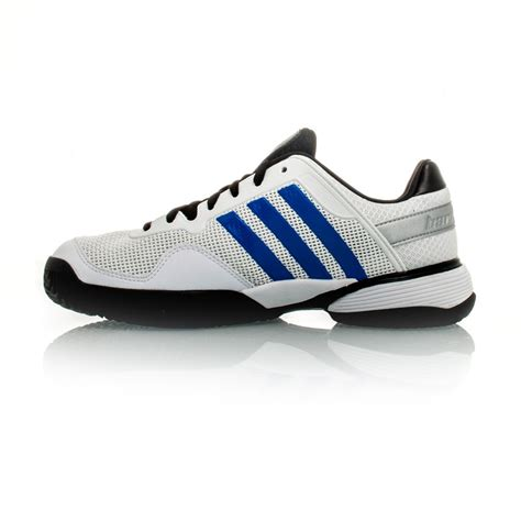 boys adidas shoes adidas barricade 8 xj boys tennis shoes white