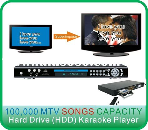 Hardisk External Karaoke hdd karaoke player hdd karaoke player manufacturers in