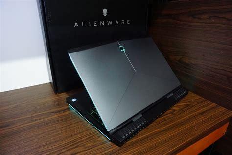 laptop dell alienware   fullset eksekutif computer