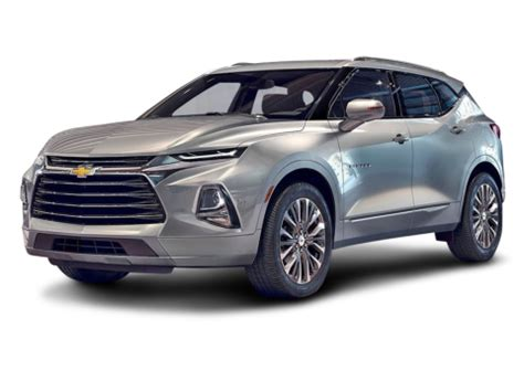 2019 chevrolet blazer reviews, ratings, prices consumer