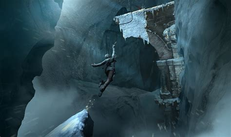 rise of the tomb beautiful new rise of the tomb raider concept art released gamer