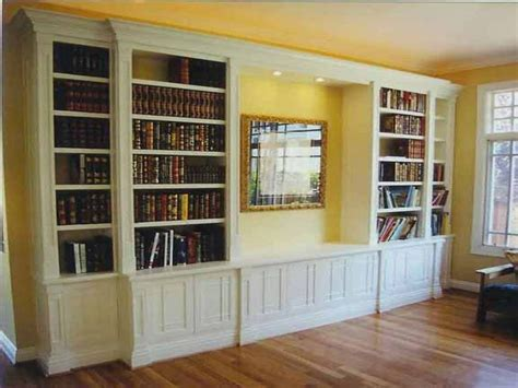 built in bookcase plans 15 best collection of wall to wall bookcase