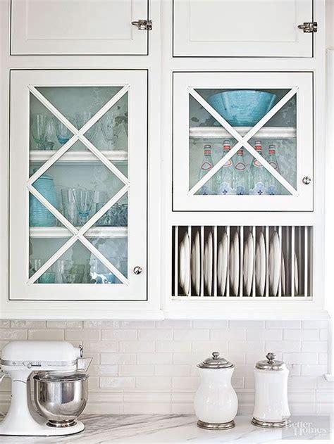 kitchen cabinets stylish ideas  cabinet doors glass