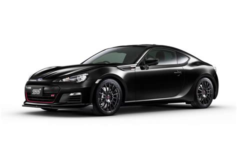 black subaru brz japan gets new 2015 subaru brz ts by sti carscoops