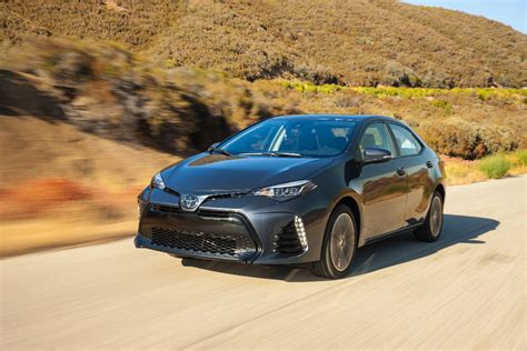 Toyota Xse There S Nothing Wrong With The 2017 Toyota Corolla Xse