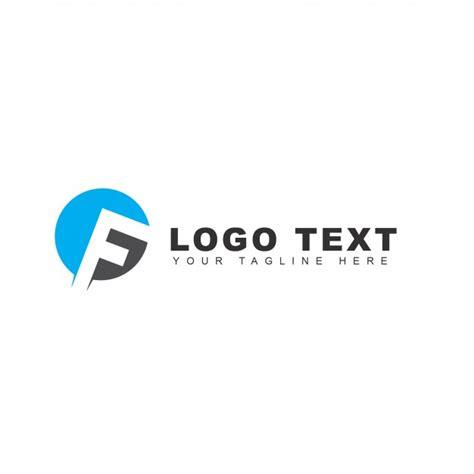 Letter Logo F Letter Logo Psd File Free