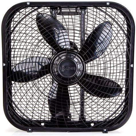 best 20 inch box fan best fans for home amazon com
