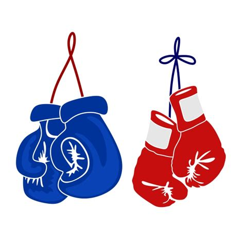 boxing gloves clipart boxing gloves cuttable design