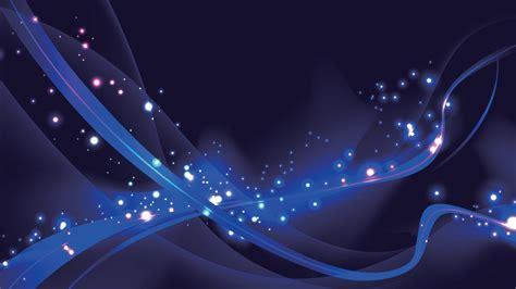 blue abstract wallpaper vector abstract vector blue light graphics wallpaper