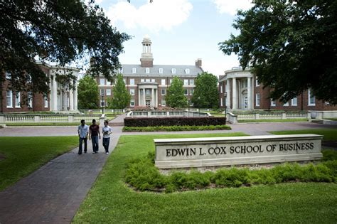Southern Methodist Mba by Smu Cox Mba Finance Program Ranked In Top 10 Globally Smu