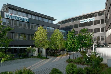 wirecard bank aschheim wirecard fintech der ersten stunde munich startup