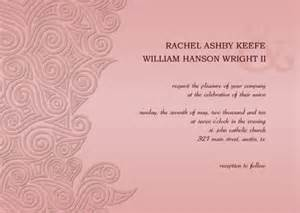 free invitation templates for word 2010 diy wedding invitation templates