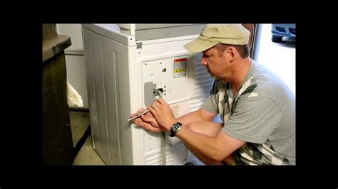 how to install a laundry how to install a clothes dryer power cord youtube
