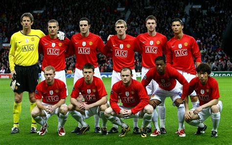 man united fc squad football pinterest man united