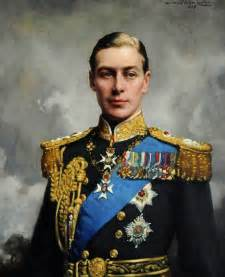 king george vi it s not a title it s an appellation king george vi