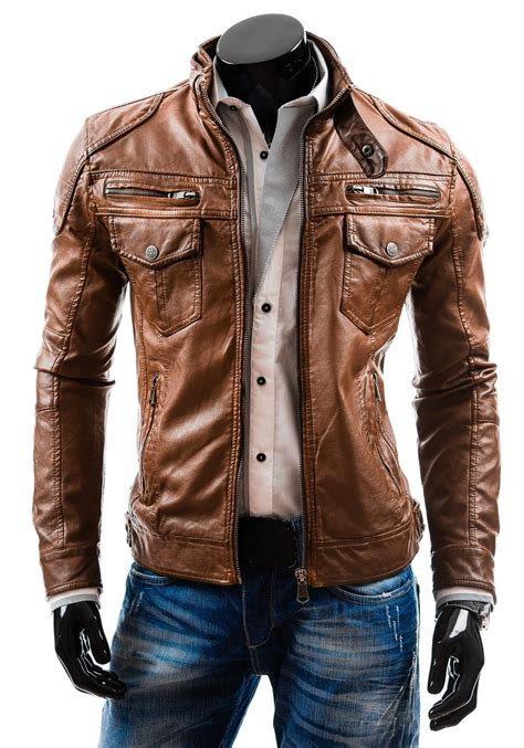 chaquetas en cuero chaquetas de cuero 6 chaqueta chaqueta de