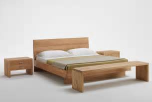 Wooden Bed Frames Za Excellent Solid Wood Bed For Both Modern And Classic