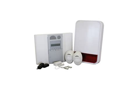 wireless security alarms glasgow visonic powermax system