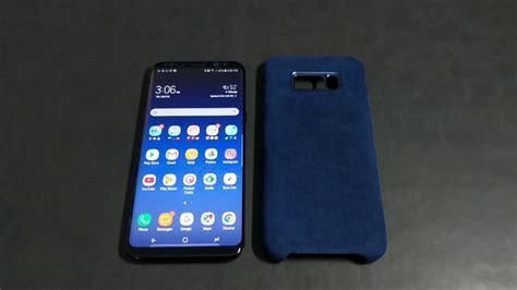 Harga Samsung S8 G950 samsung galaxy s8 alcantara grey original daftar