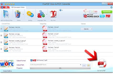 html tutorial docx foxpdf docx to pdf converter docx to pdf converter