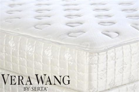 Vera Wang King Mattress by Serta By Vera Wang Eurotop Plush King Size