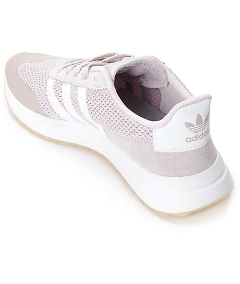 adidas flashback purple pink s shoes zumiez