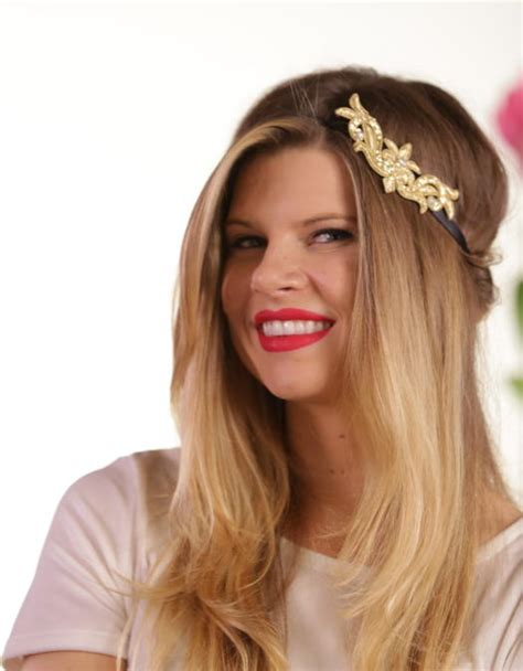 Easy Half Up Hairstyles by Easy Half Up Half Hairstyles To Rock For Any