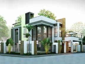 modern house blueprint modern house designs series mhd 2014010 pinoy eplans