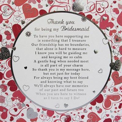 17 Best Ideas About Bridesmaid Thank You Cards On