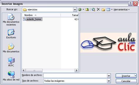 insertar imágenes html de fireworks curso gratis de microsoft word 2007 unidad 11 im 225 genes y