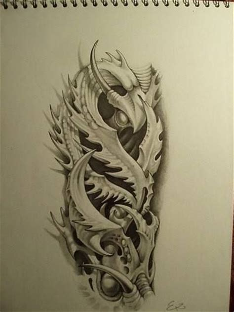 79 best bio organic mech images on pinterest tattoo