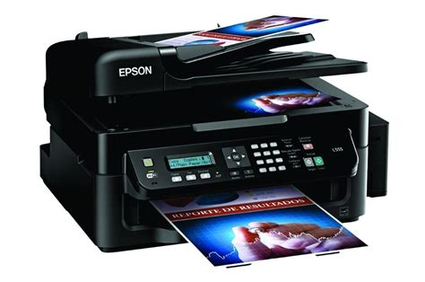 Epson L 555 impresora epson ecotank l555 multifuncional seminueva s
