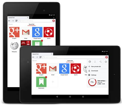 opera for android opera launches opera mini 8 beta for android