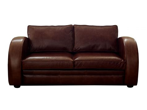 sofa bed leather leather sofa bed astoria deco sofa beds