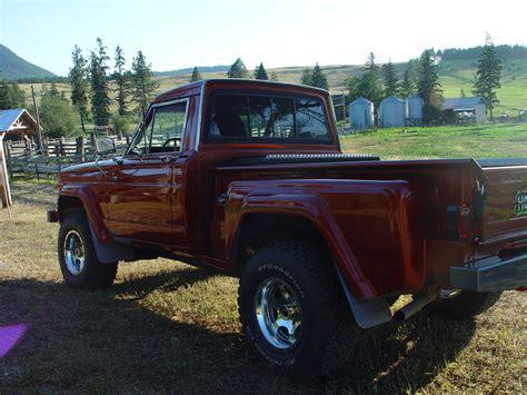 1982 Jeep J10 Jeepclassifieds 1982 Stepside J10