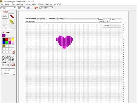 creative design chartmaker el rinc 243 n de maryjoe