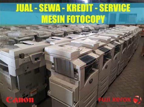 Mesin Fotocopy Kredit jual sewa kredit mesin fotocopy murah jakarta tangerang