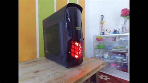 Casing Gaming Vulcan V1fx armageddon vulcan v1x cheap gaming