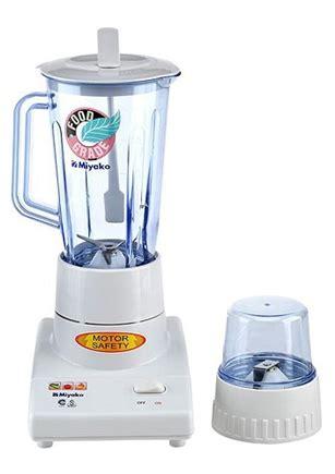 Mixer Miyako Hm620 Kualitas Terbaik jual miyako blender bl 101 pl cek blender terbaik bhinneka