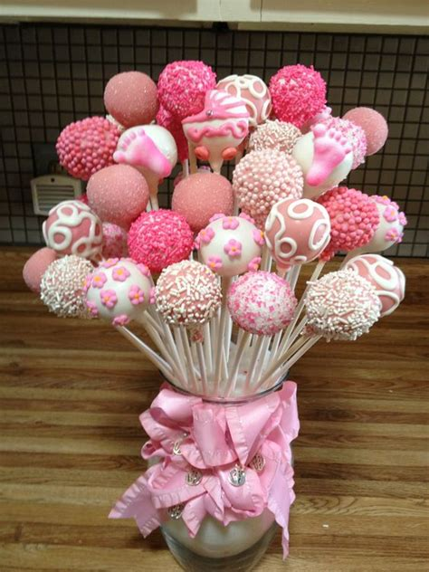 diy baby shower cake pops diy baby shower ideas for hip who