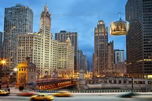 Chicago To Chicago Buildings Architecture Illinois E Architect